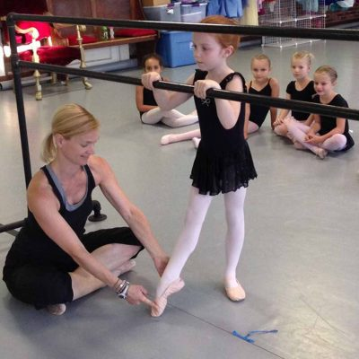 Dance Classes at Allegro Ballet Academy
