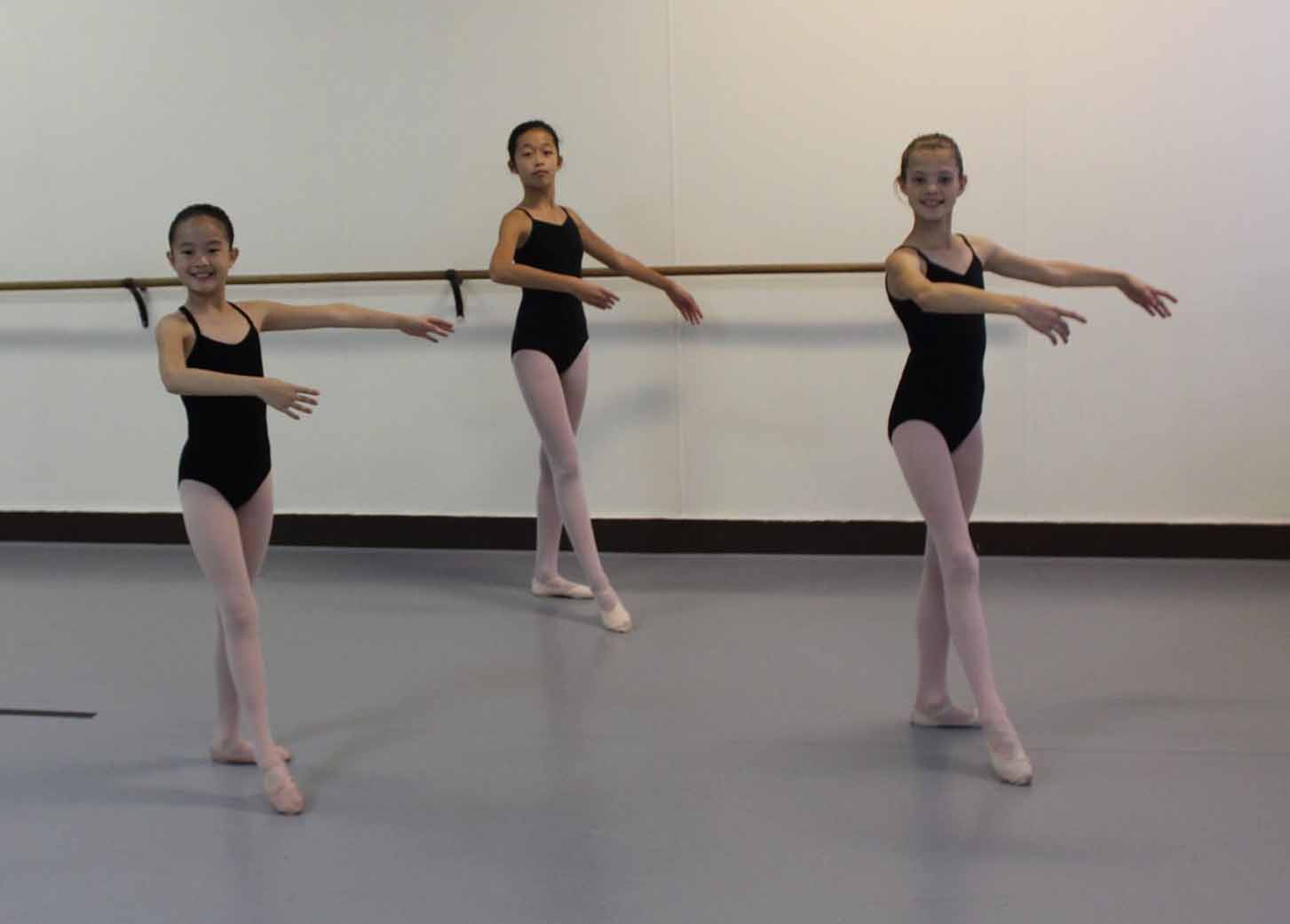 ABA of Pittsburgh Intermediate Ballet Class