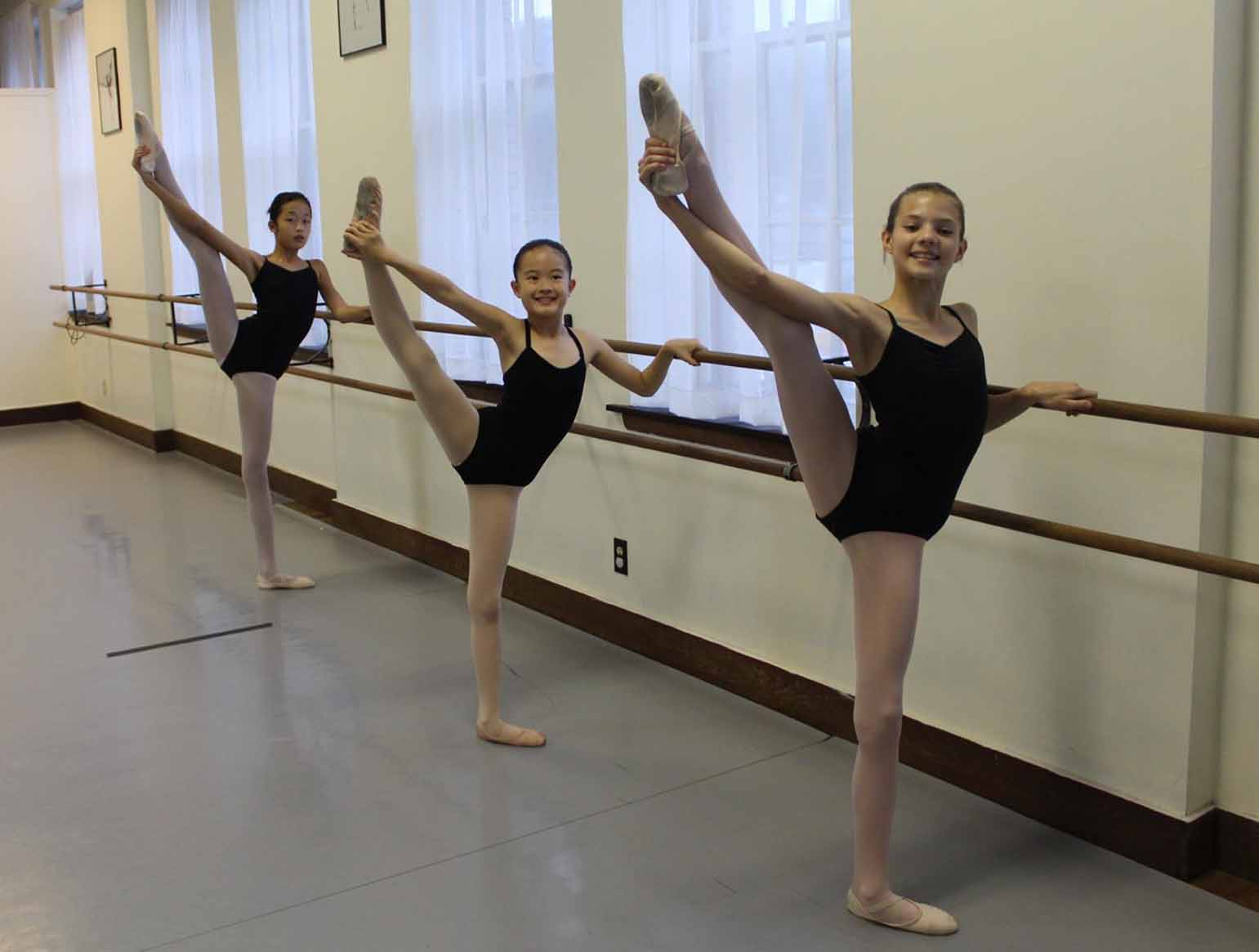 ABA of Pittsburgh Youth Ballet Class