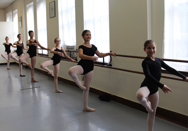 ABA of Pittsburgh Intermediate Ballet Classes