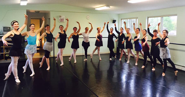 Were Adult dance classes pittsburh