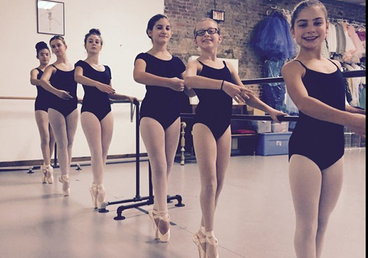 ABA's Pittsburgh Ballet Classes
