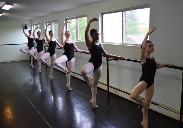 ABA of Pittsburgh Advanced Ballet Classes