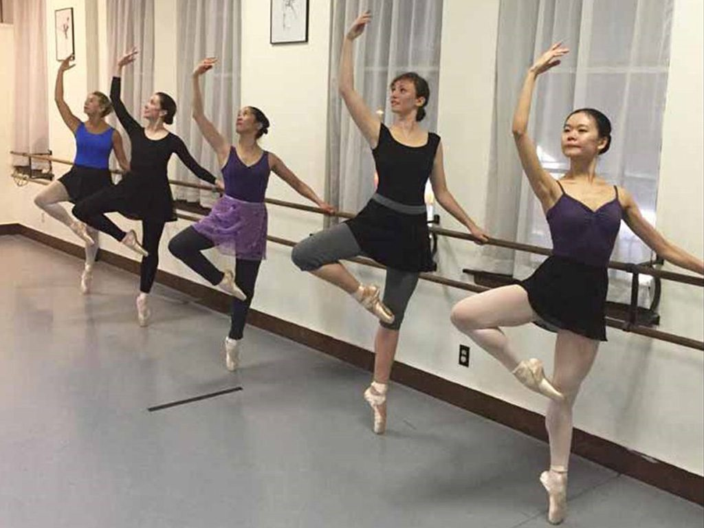 Adult Group Pointe