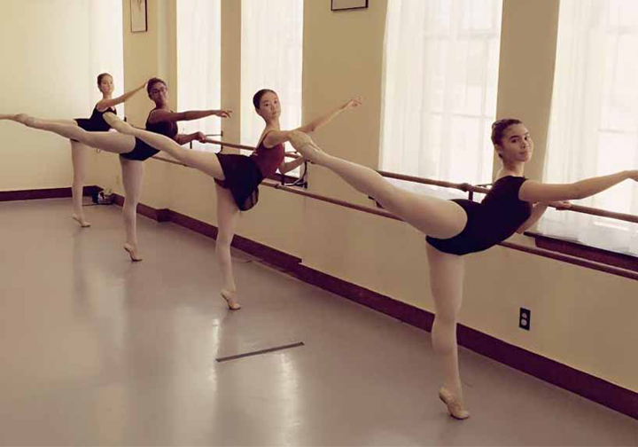 Our Advanced Pittsburgh Ballet School