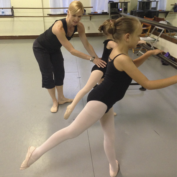 ABA's Pittsburgh ballet classes for beginners